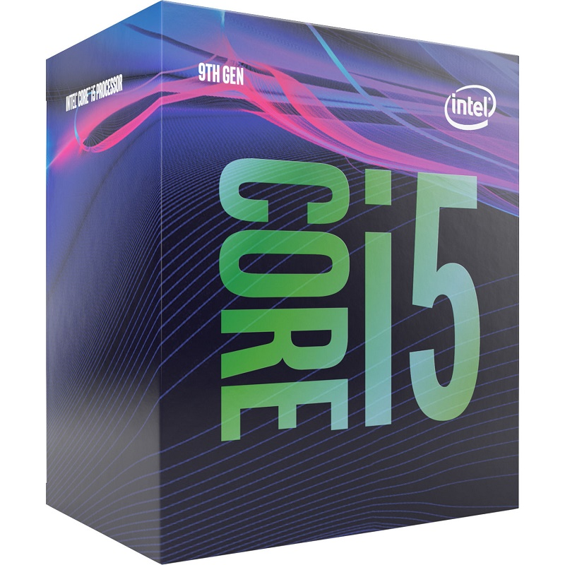 Intel Core i5 9400 2.9GHz, 6 Core, 9MB Cache, LGA1151 9th
