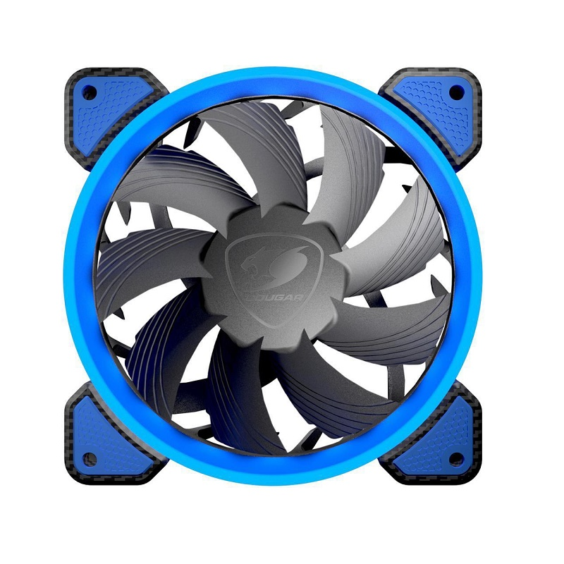 Cougar Vortex CF-V12FB 120mm Blue LED Fan