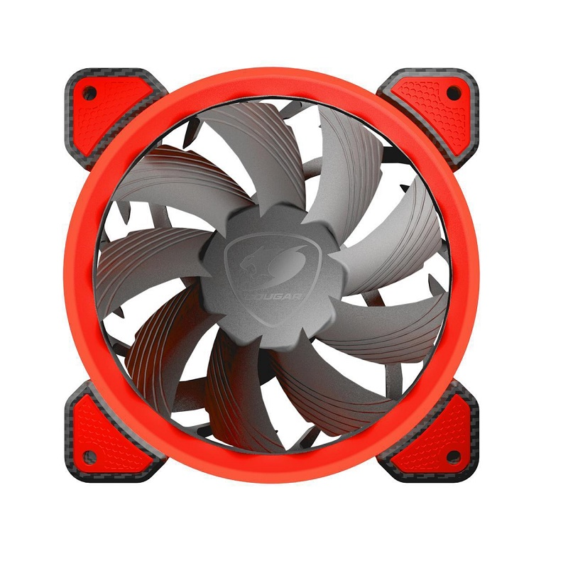 Cougar Vortex CF-V12FR 120mm Red LED Fan