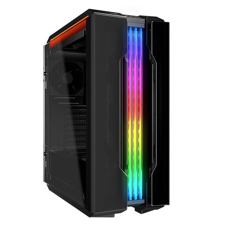 Cougar Gemini-T RGB Tempered Glass Mid Gaming Case