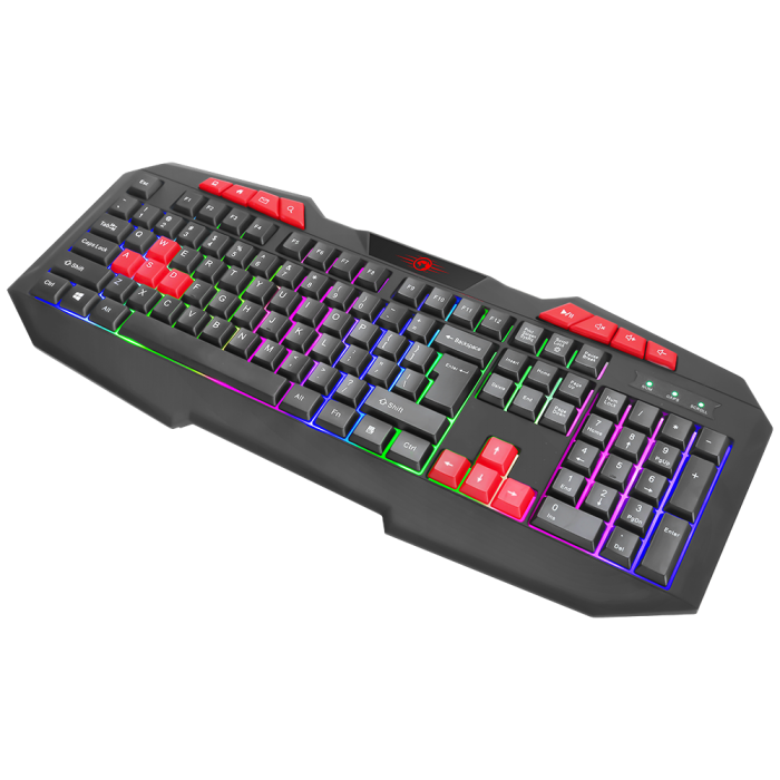 Marvo Scorpion K602 Membrane Gaming RGB Keyboard