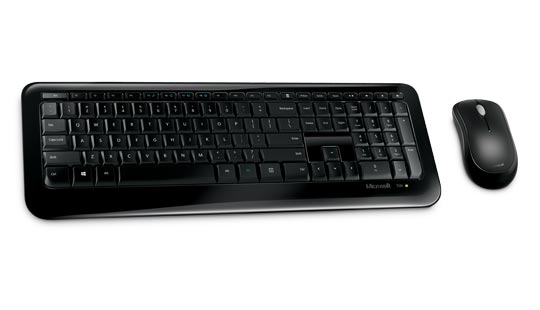 Microsoft Wireless Desktop 850 Keyboard & Mouse Set