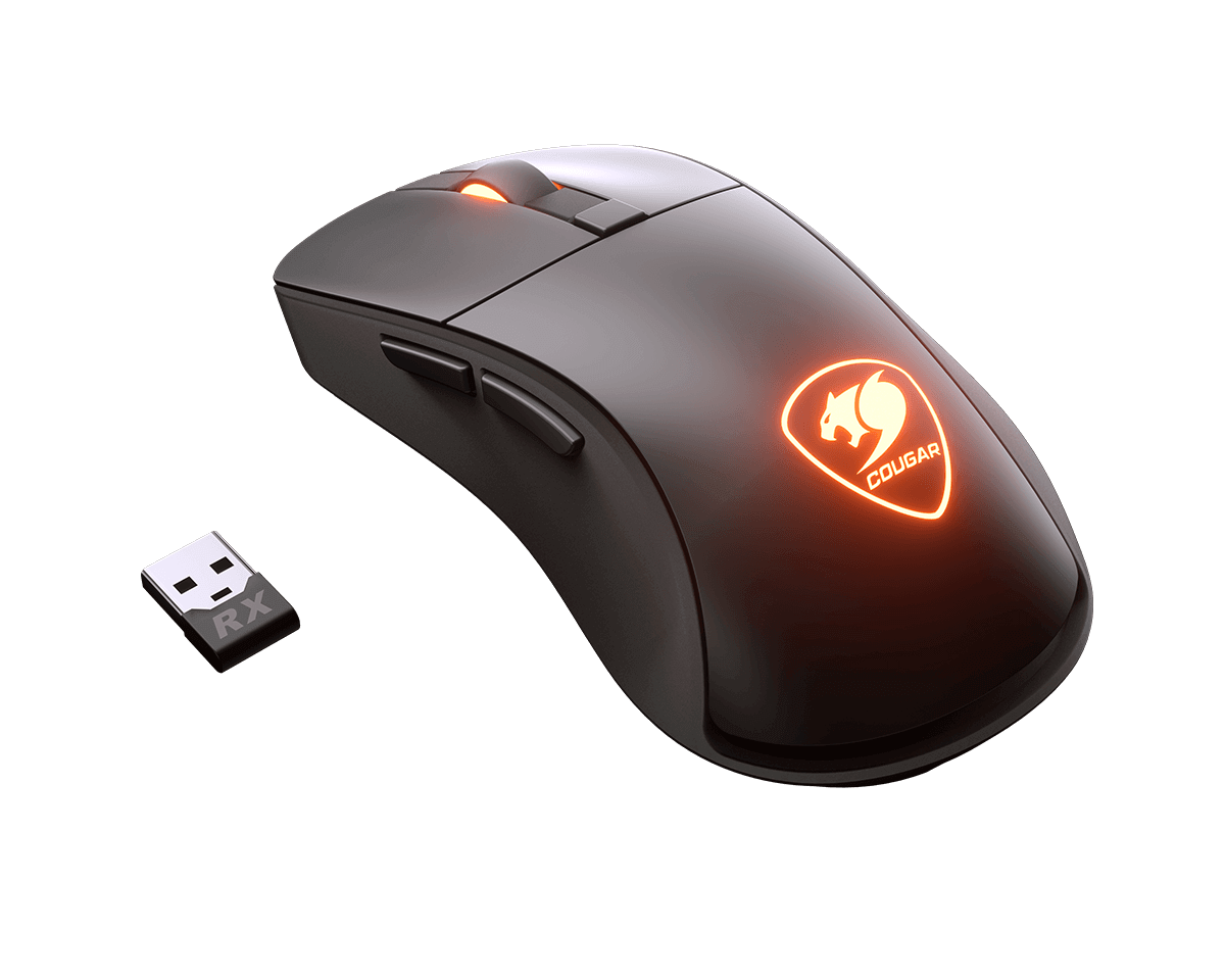Cougar Surpassion RX Wireless 7200dpi Gaming Mouse