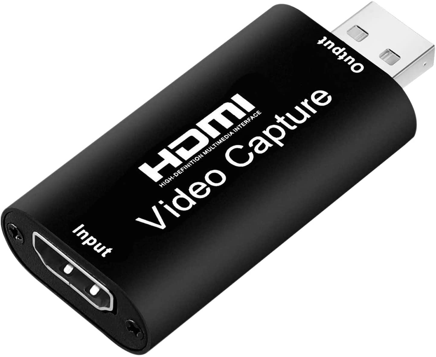 HDMI Video Capture Card USB2.0 1080P HD Recorder