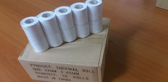 Thermal Rolls 57x45mm